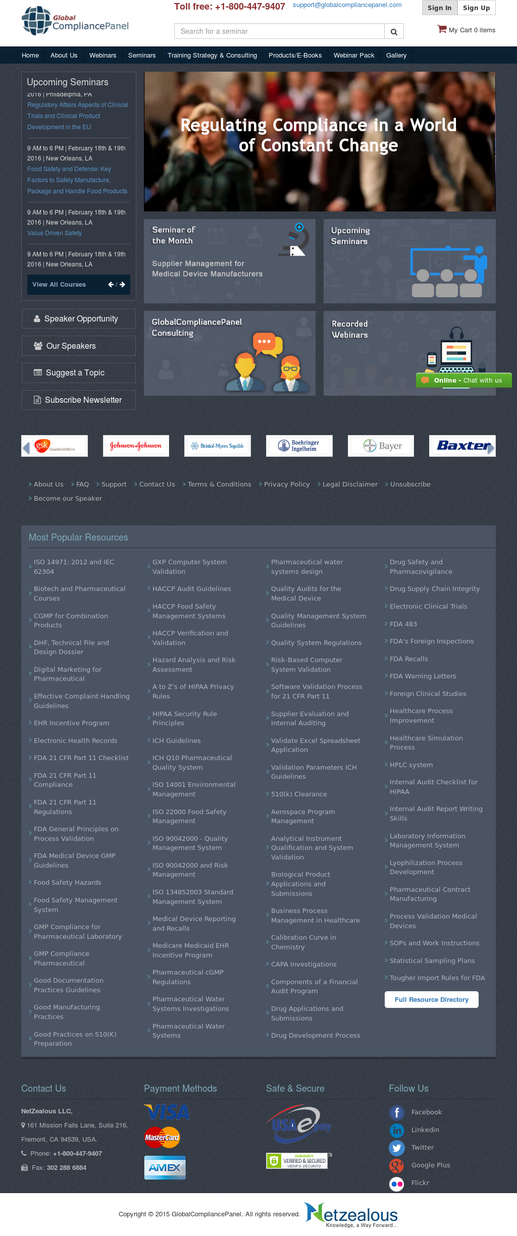 GlobalCompliancePanel Competitors, Revenue and Employees - Owler