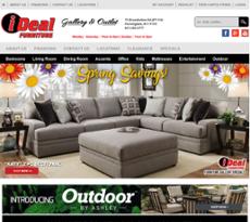 Jun 2017. Jun 2017. Ideal Furniture Outlet Website History