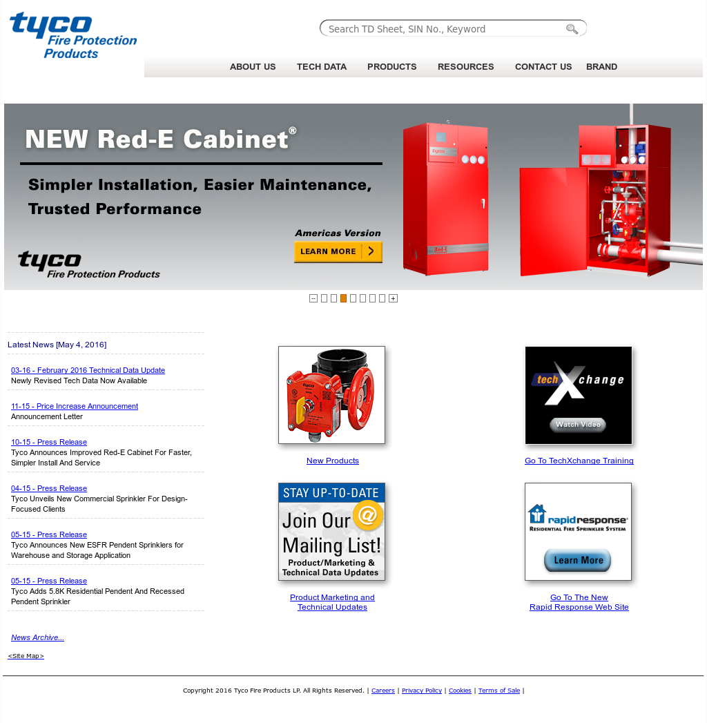Tyco Fire Competitors, Revenue and Employees - Owler Company Profile