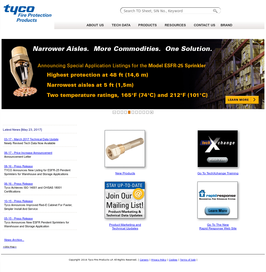 Tyco Fire Competitors Revenue And Employees Owler Company Profile