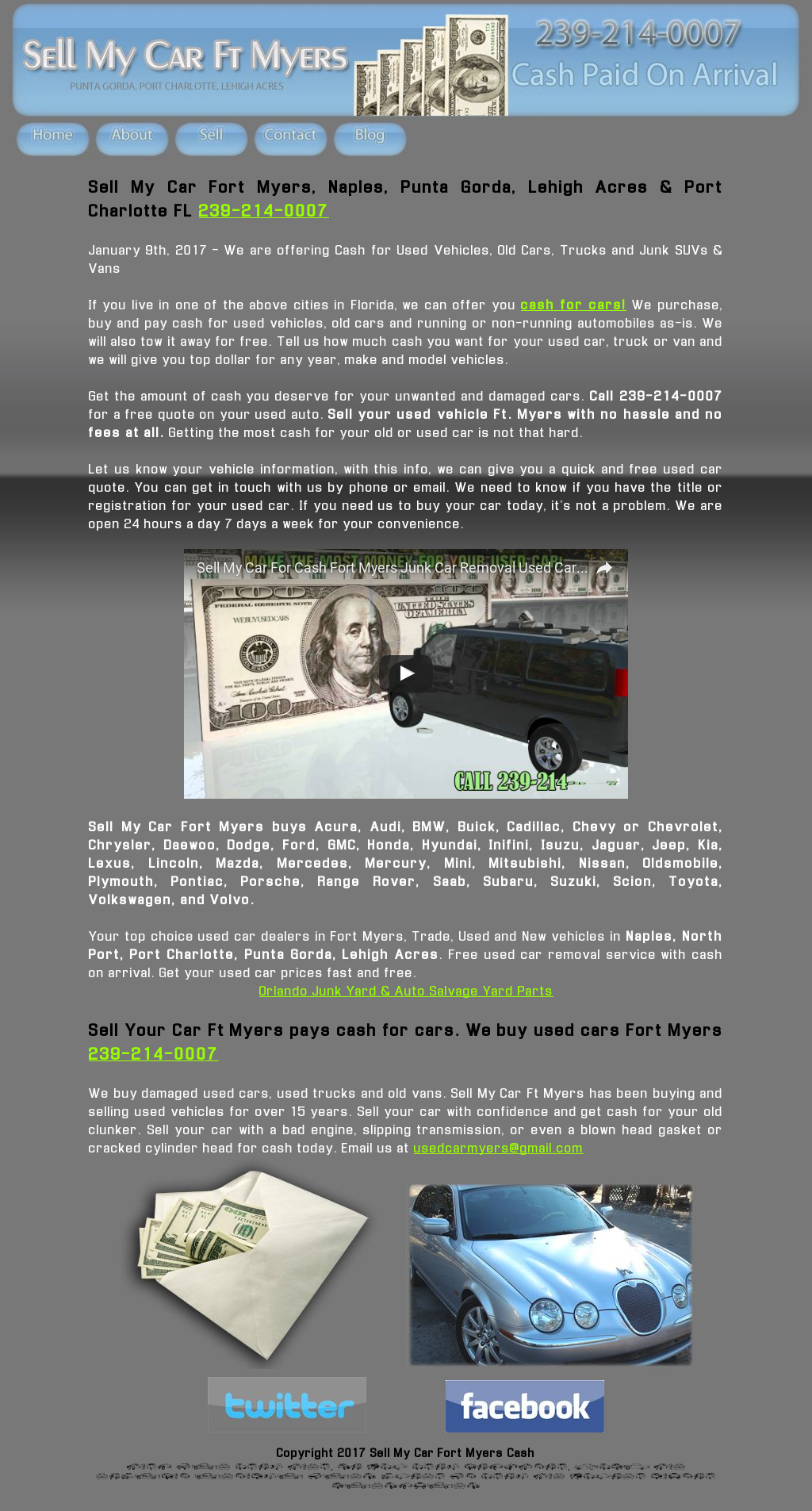 Cash For Used Cars Ft Myers Competitors, Revenue and Employees ...