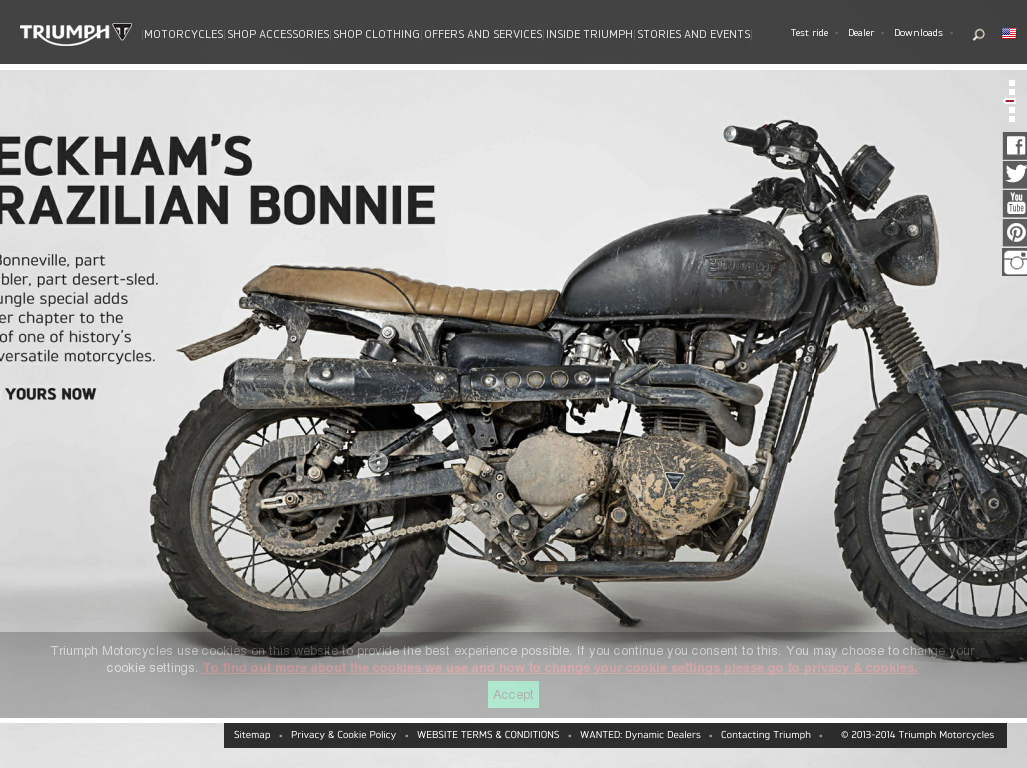 Triumph Motorcycles Competitors, Revenue and Employees - Owler ...
