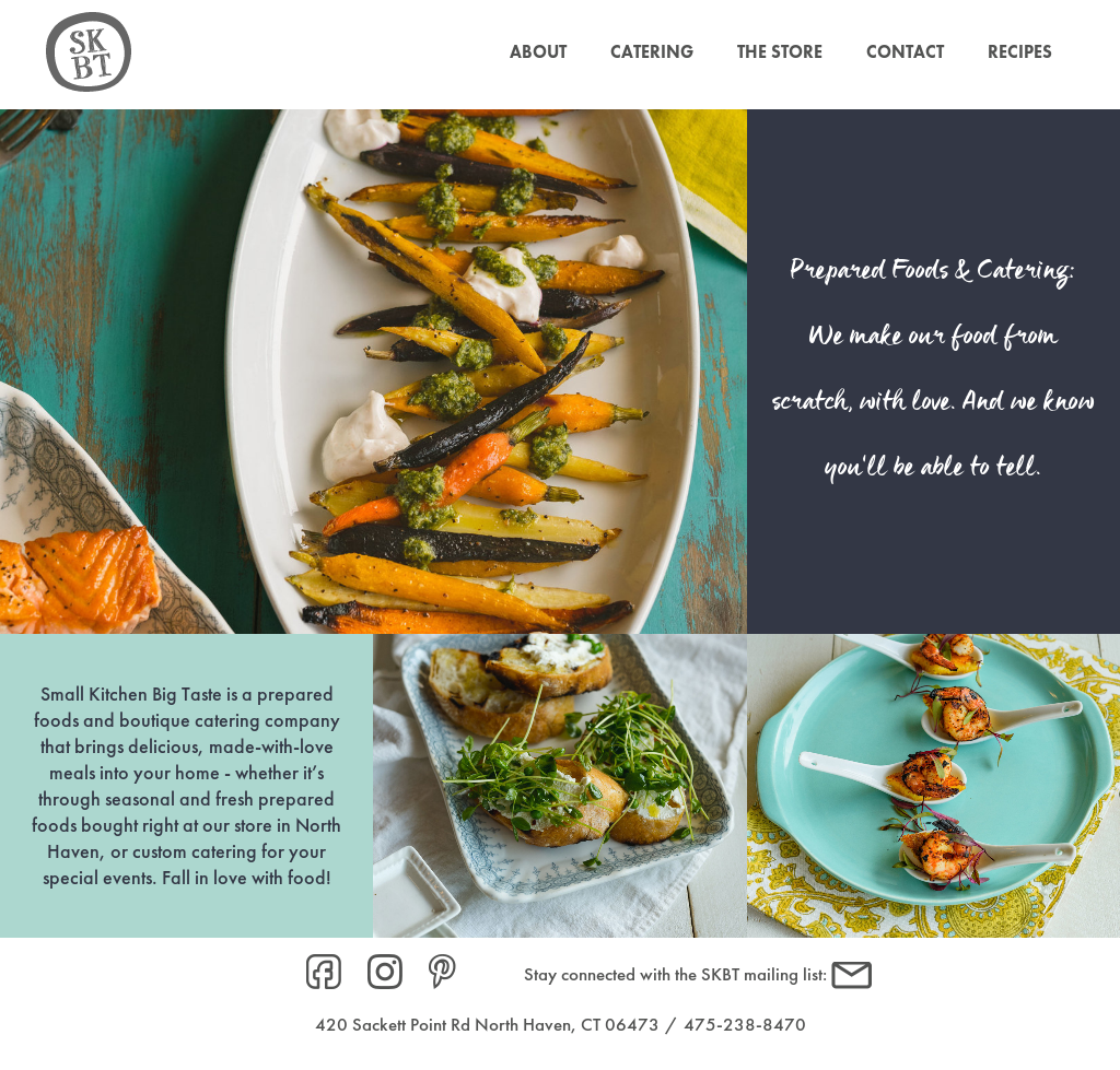 Small Kitchen Big Taste Competitors, Revenue and Employees - Owler ...