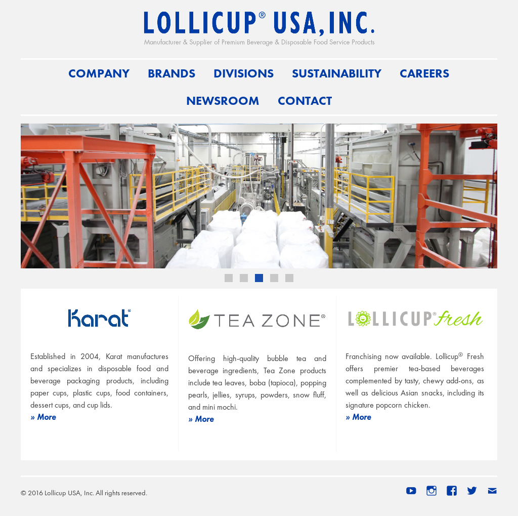 Lollicup USA Competitors, Revenue and Employees - Owler Company Profile