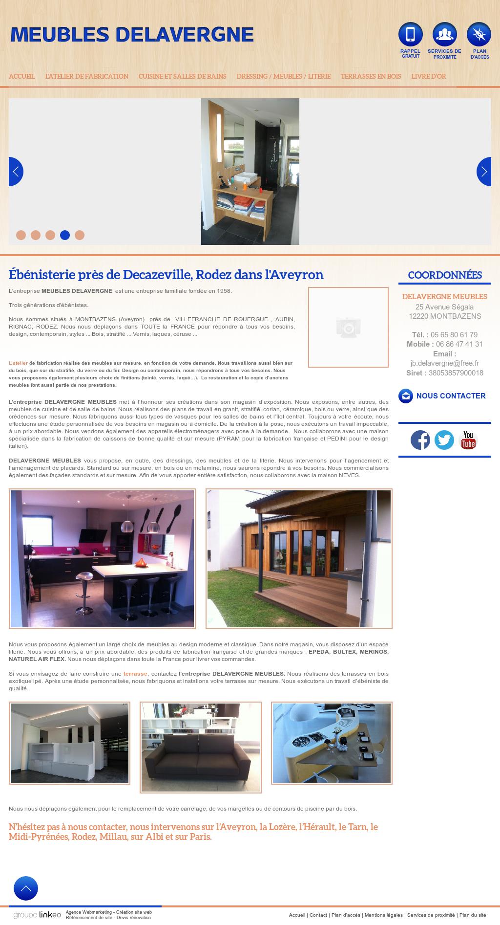 La Maison Du Dressing meubles delavergne competitors, revenue and employees