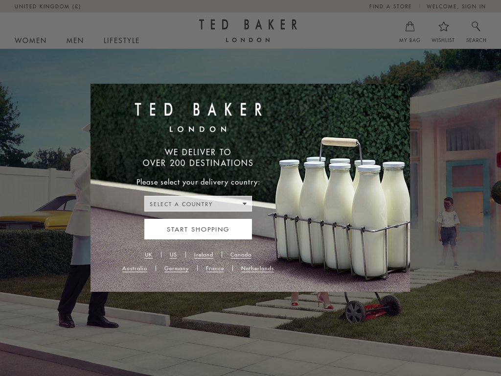 a653dfda0ae6 Ted Baker Competitors
