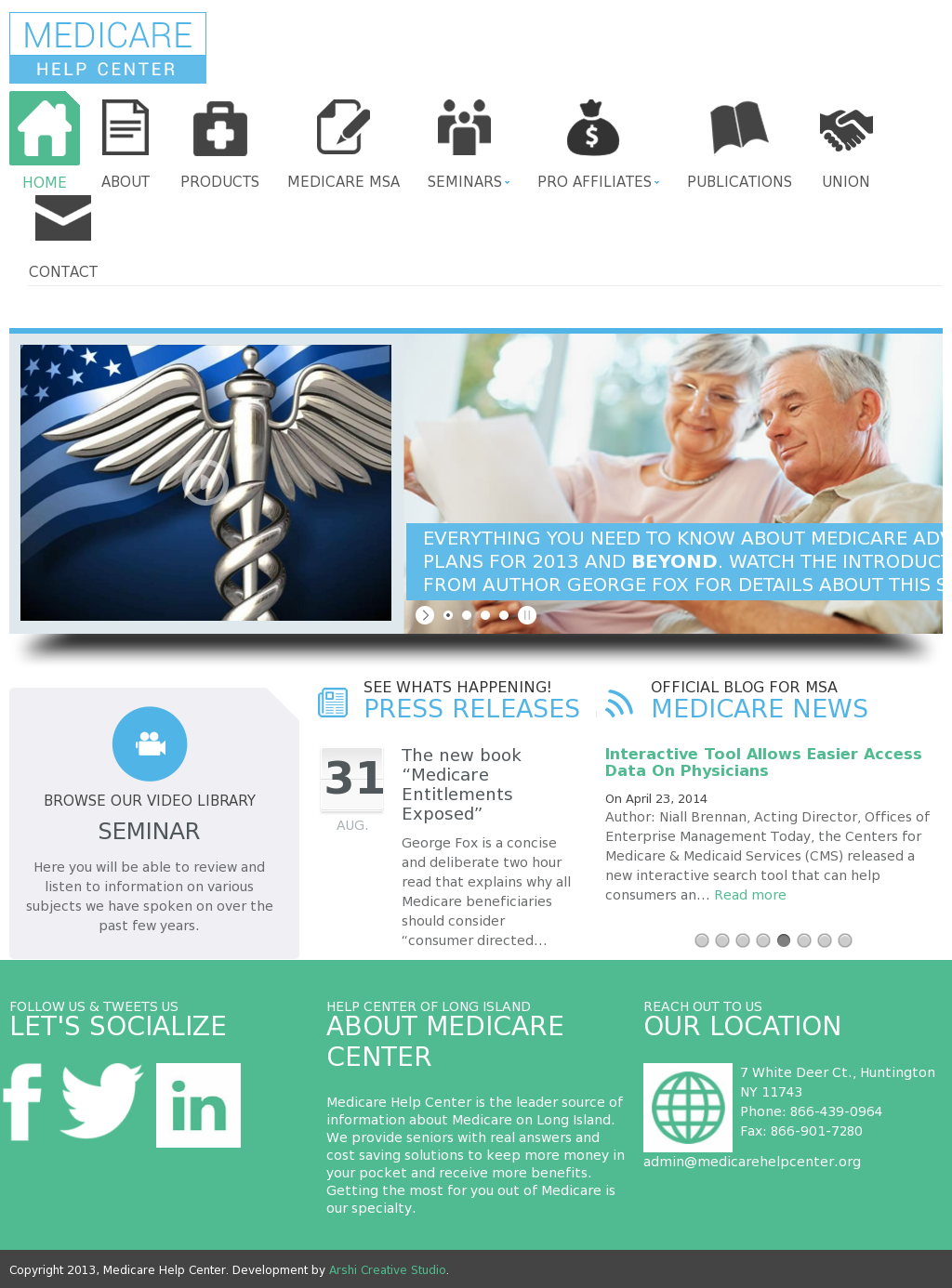 medicare help center competitors, revenue and employees - owler
