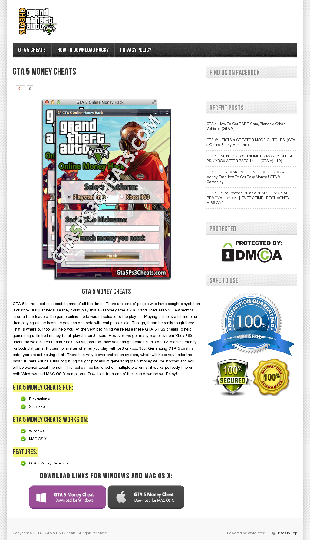 Gta 5 Money Hack Competitors, Revenue and Employees - Owler Company