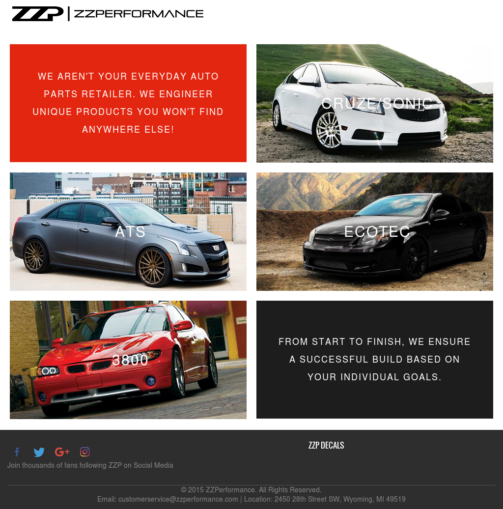 Owler Reports - Zzperformance Blog Chicago Domination