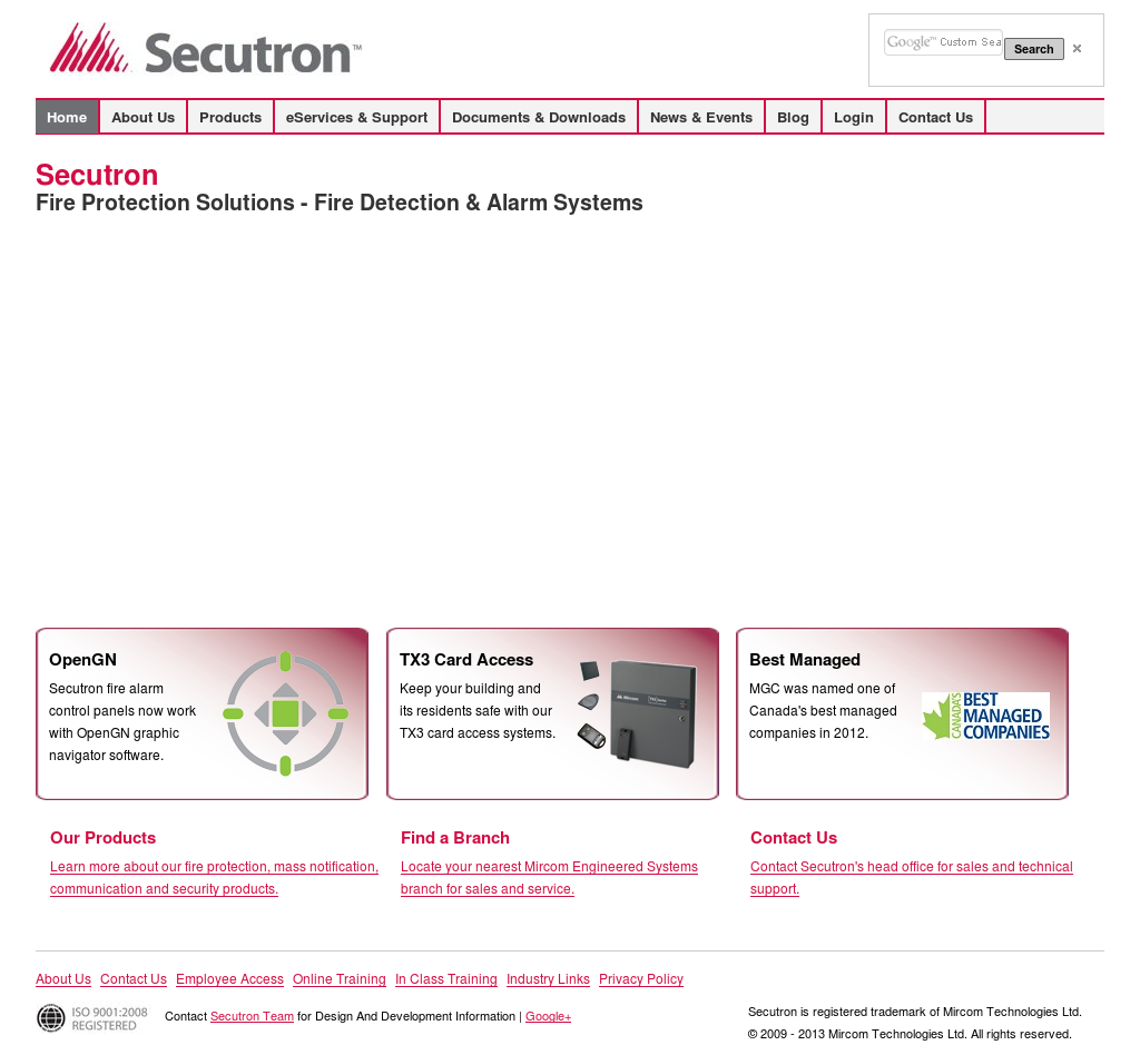 Secutron Competitors, Revenue and Employees - Owler Company Profile