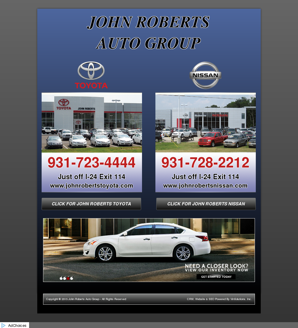 Roberts Auto Group >> John Roberts Auto Group Competitors Revenue And Employees Owler