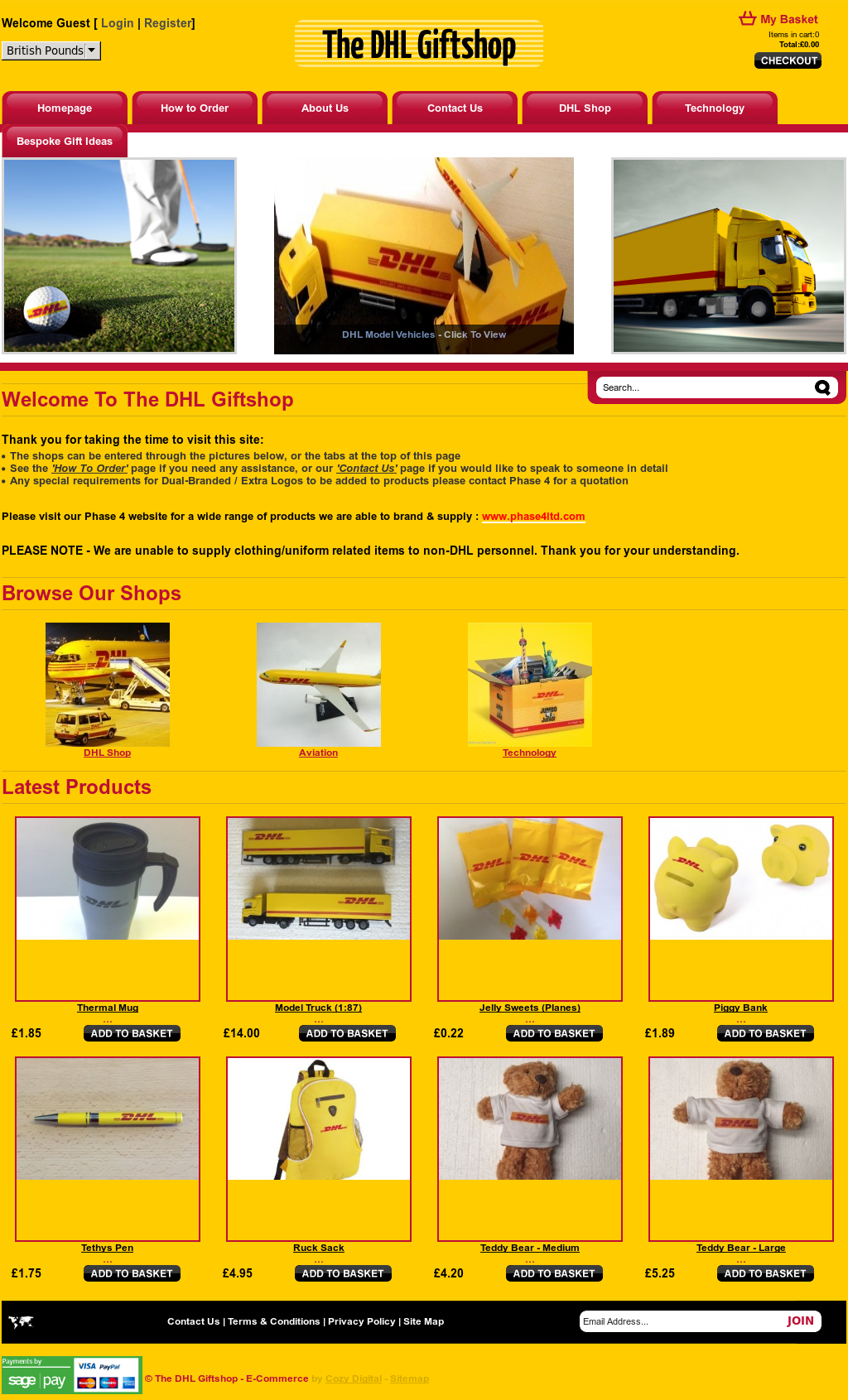 The Dhl Giftshop Competitors, Revenue and Employees - Owler Company
