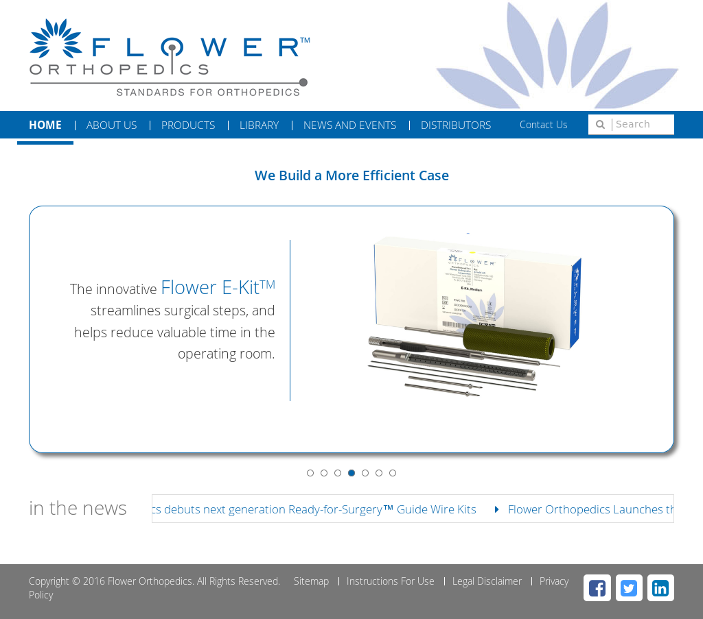 Flower Orthopedics Competitors, Revenue and Employees