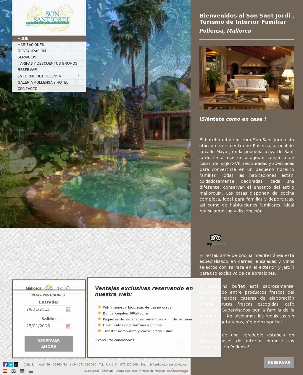 Hotel Son Sant Jordi Competitors Revenue And Employees