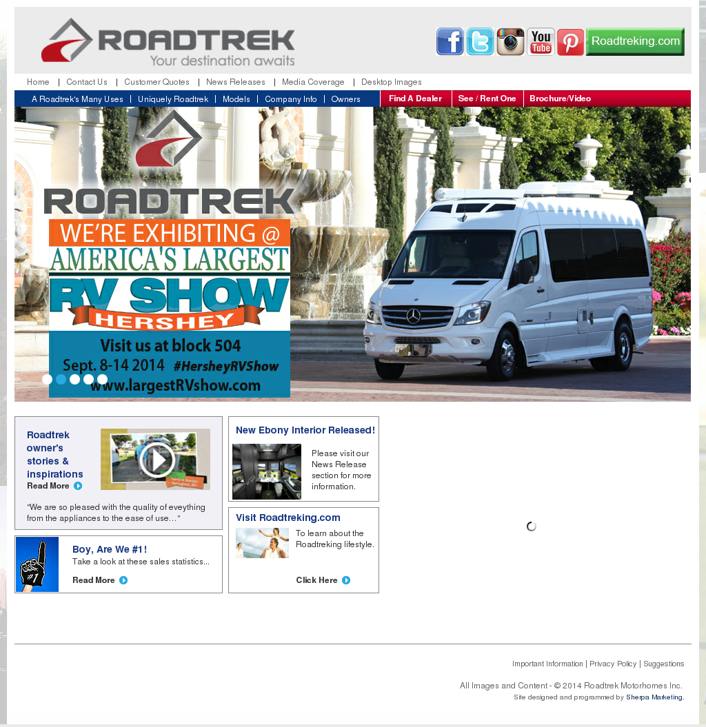 Roadtrek Competitors, Revenue and Employees - Owler Company