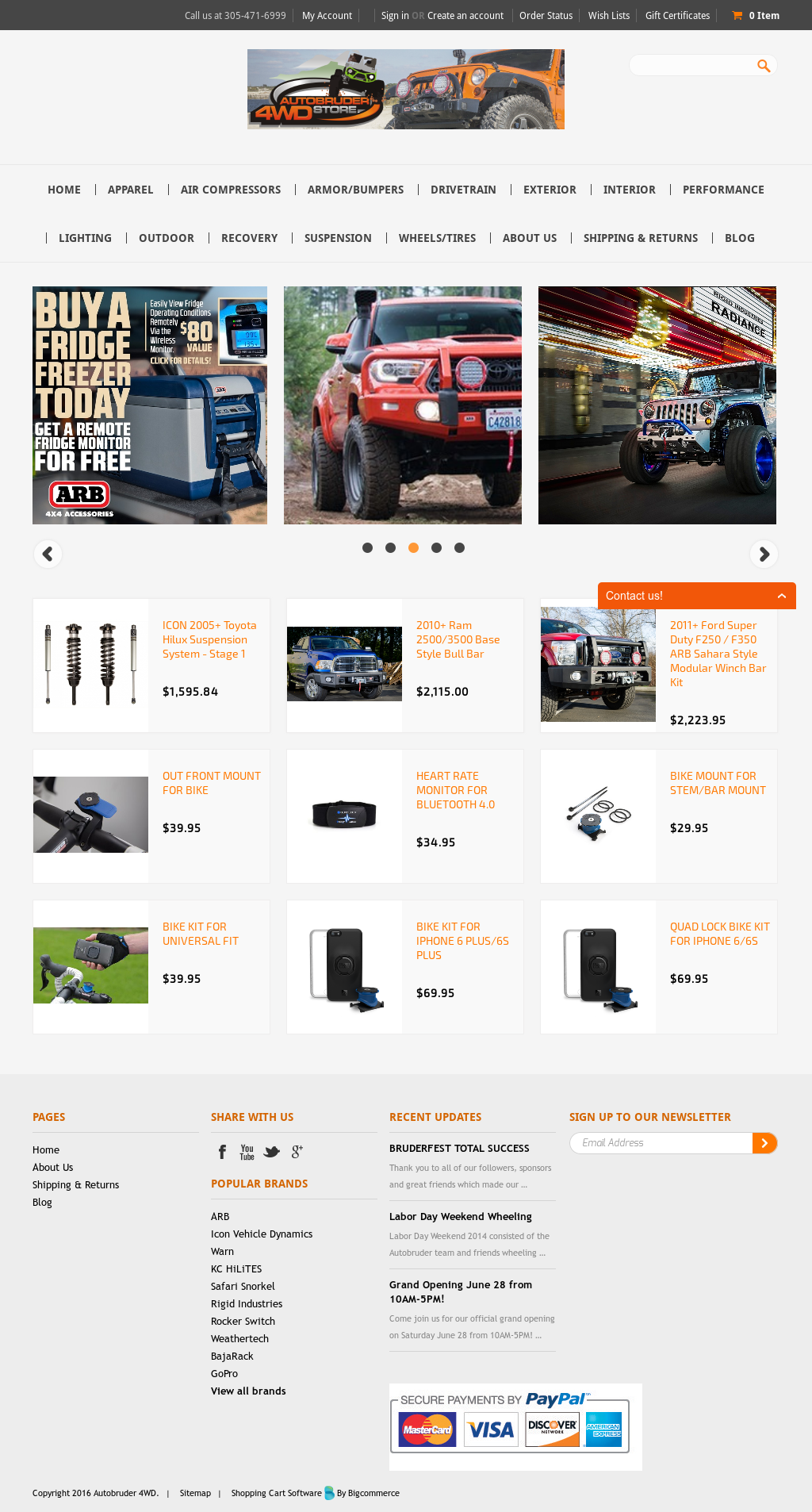 Autobruder 4wd Store Competitors, Revenue and Employees - Owler