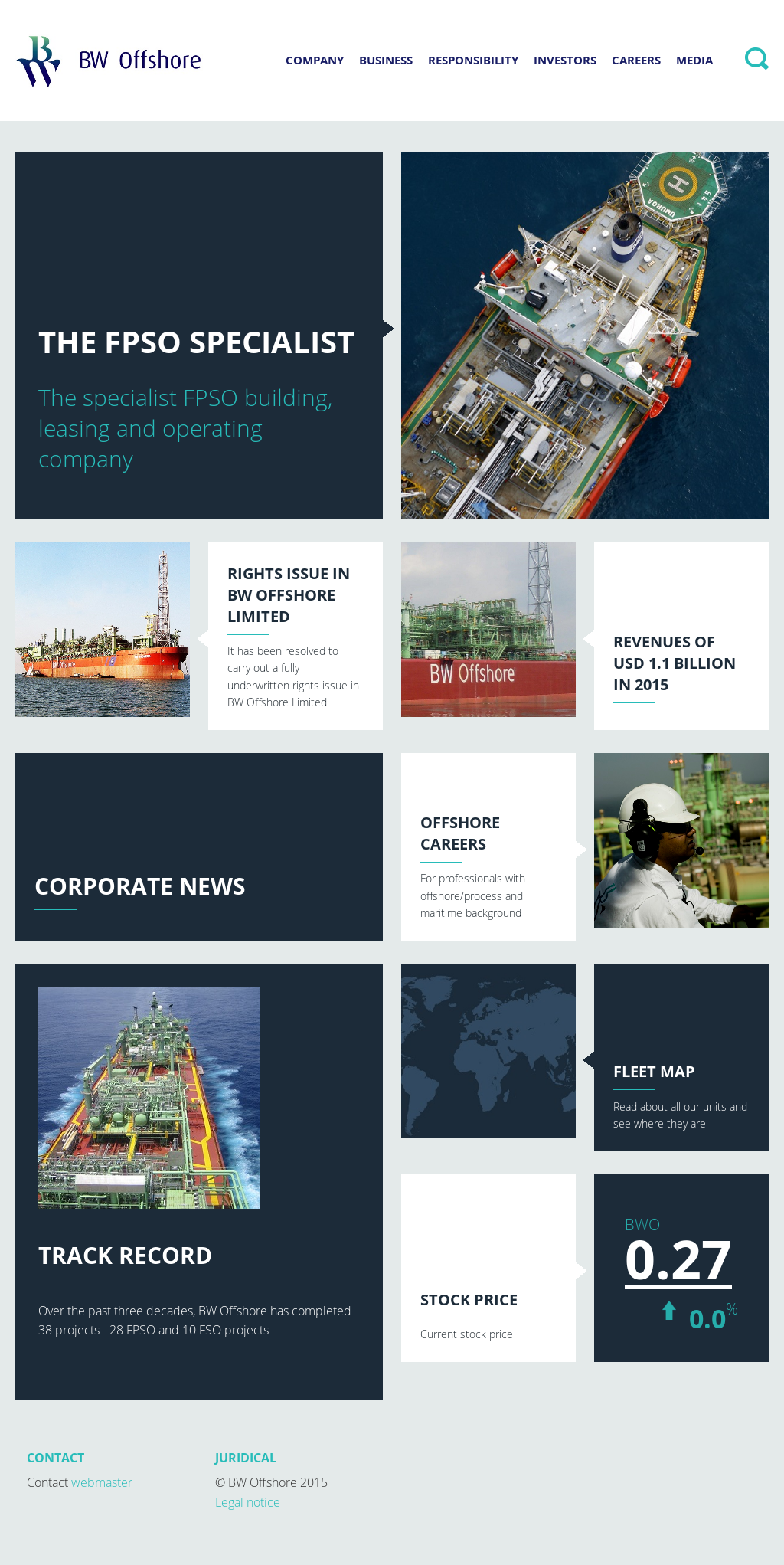BW Offshore Competitors, Revenue and Employees - Owler Company Profile