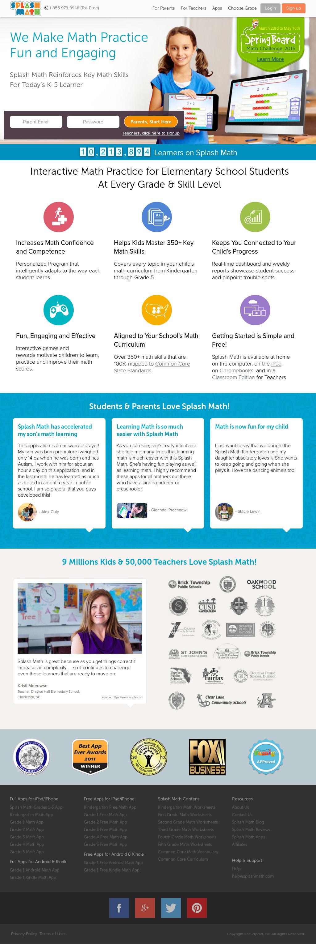 Splash math Competitors, Revenue and Employees - Owler Company Profile