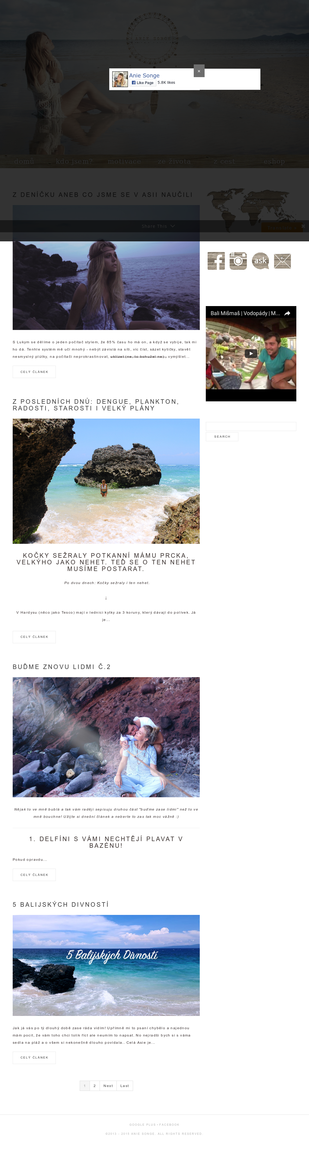 Aniesonge anie songe fashion blog competitors, revenue and employees
