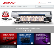 Mimaki Competitors, Revenue and Employees - Owler Company Profile