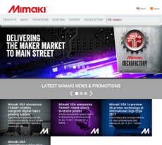 Mimaki Competitors, Revenue and Employees - Owler Company