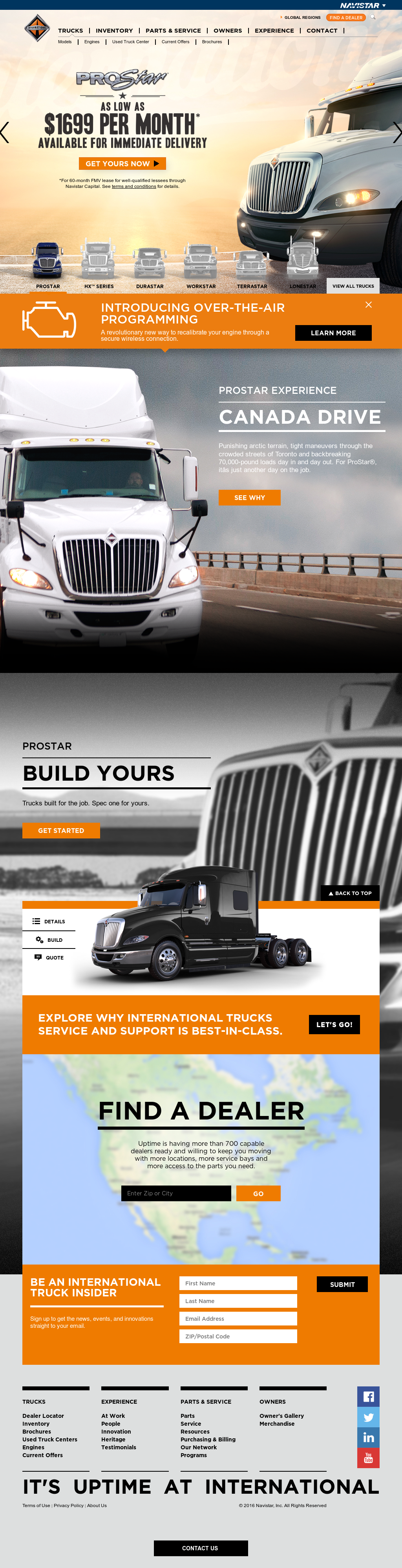 International Trucks Competitors, Revenue and Employees - Owler