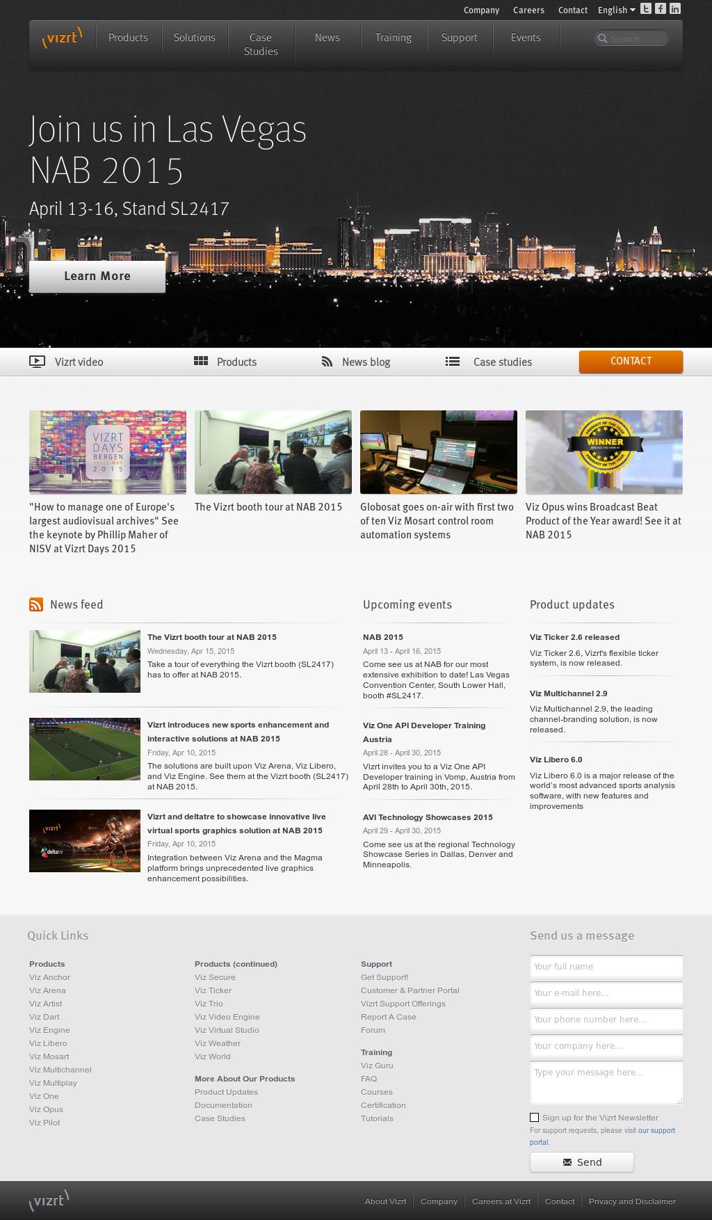 Vizrt Competitors, Revenue and Employees - Owler Company Profile