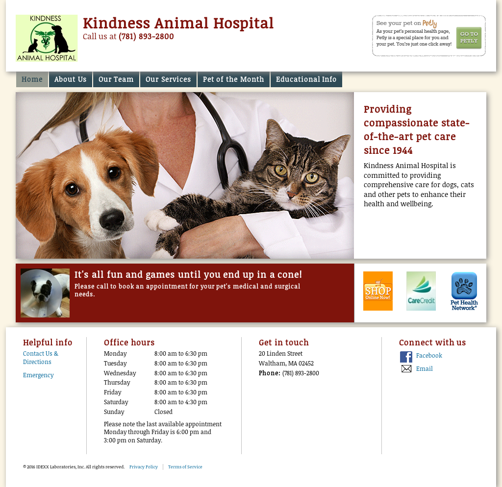 Warm Springs Animal Hospital