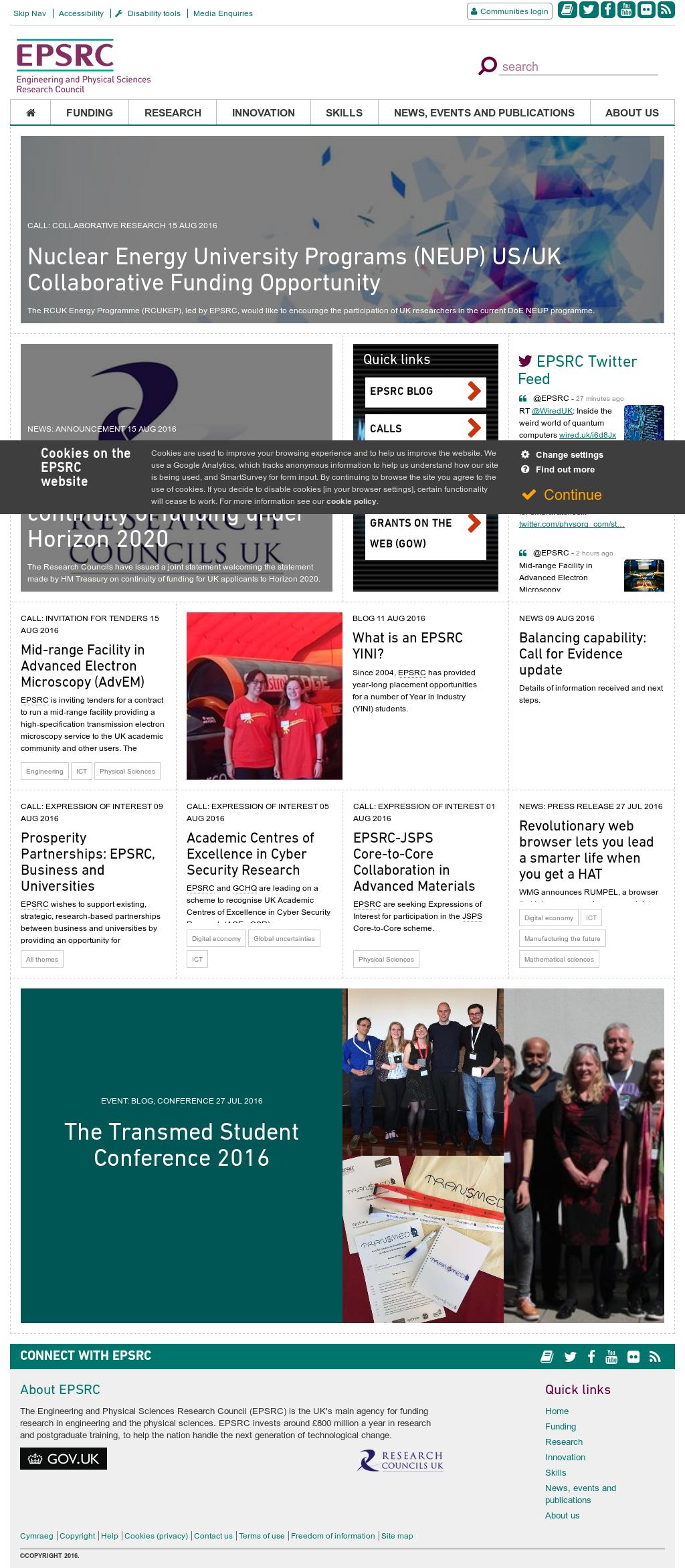 EPSRC Competitors, Revenue and Employees - Owler Company Profile