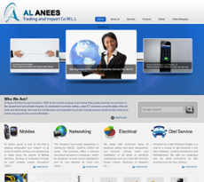 Al Anees Trading And Import Co  W l l Competitors, Revenue