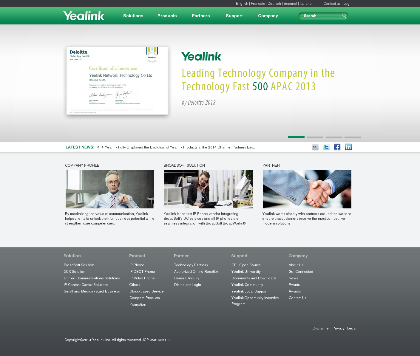 Yealink Competitors, Revenue and Employees - Owler Company