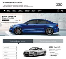 Rusnakwestlake Audi Competitors Revenue And Employees Owler - Rusnak westlake audi