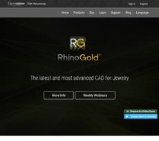 Rhinogold, 3d Jewelry Design Software Competitors, Revenue