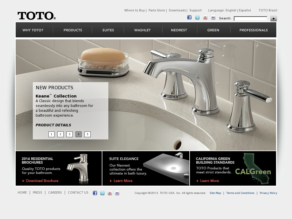 TOTO Competitors, Revenue and Employees - Owler Company Profile