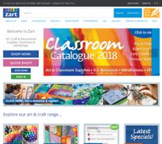 Zart Classroom Catalogue 2015 by Zart : Art, craft and