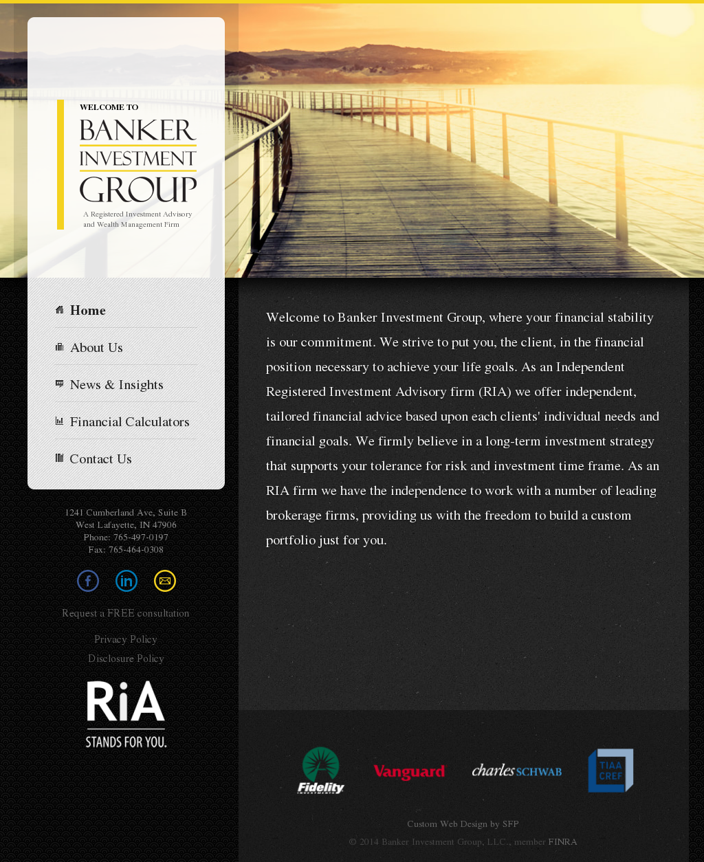 Banker investment group portfolio management and investment decision mba online