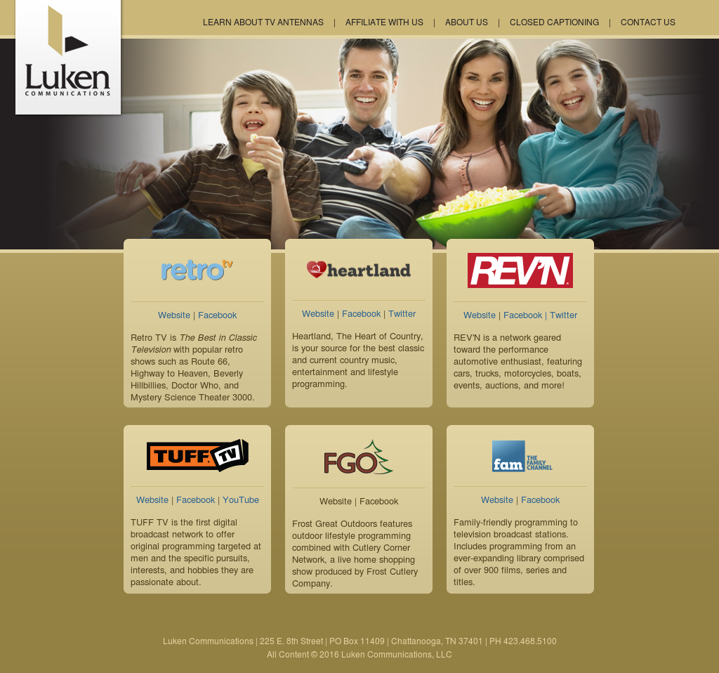 Luken Communications Competitors Revenue And Employees Owler