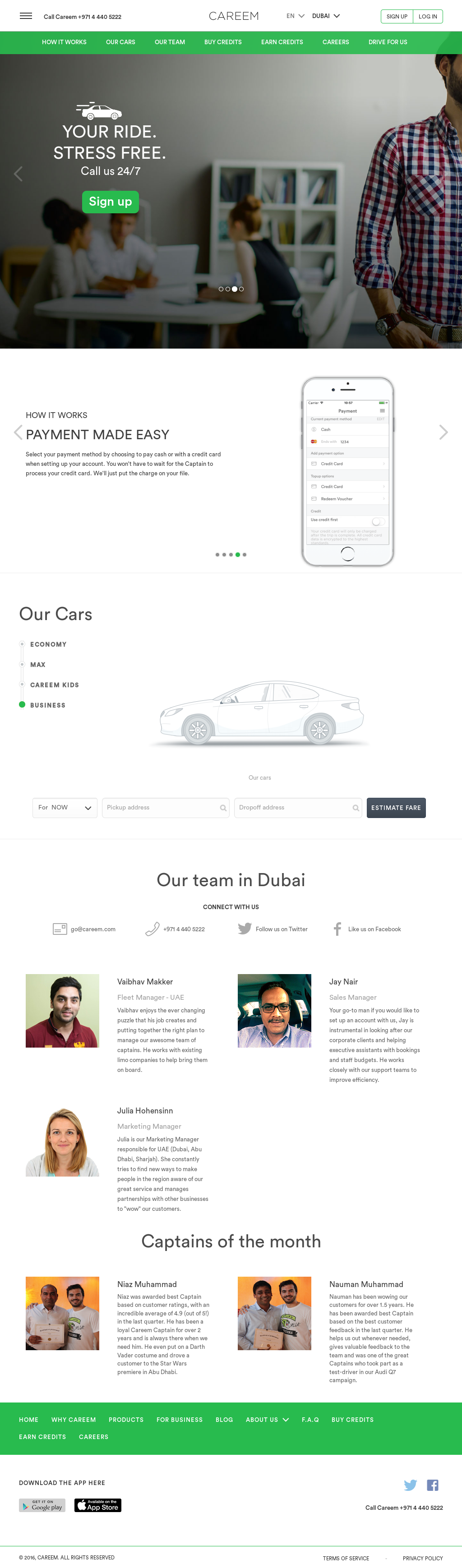 Careem Competitors, Revenue and Employees - Owler Company Profile