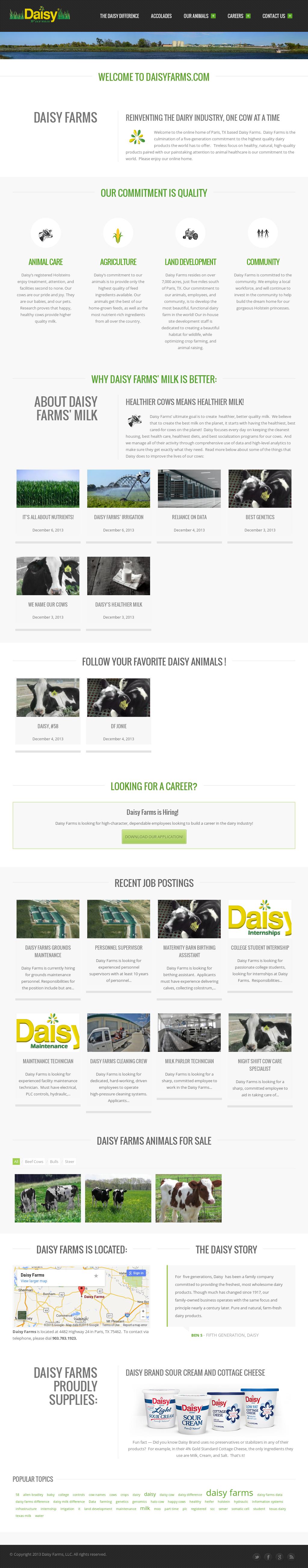 Daisy Farms Competitors, Revenue and Employees - Owler Company Profile