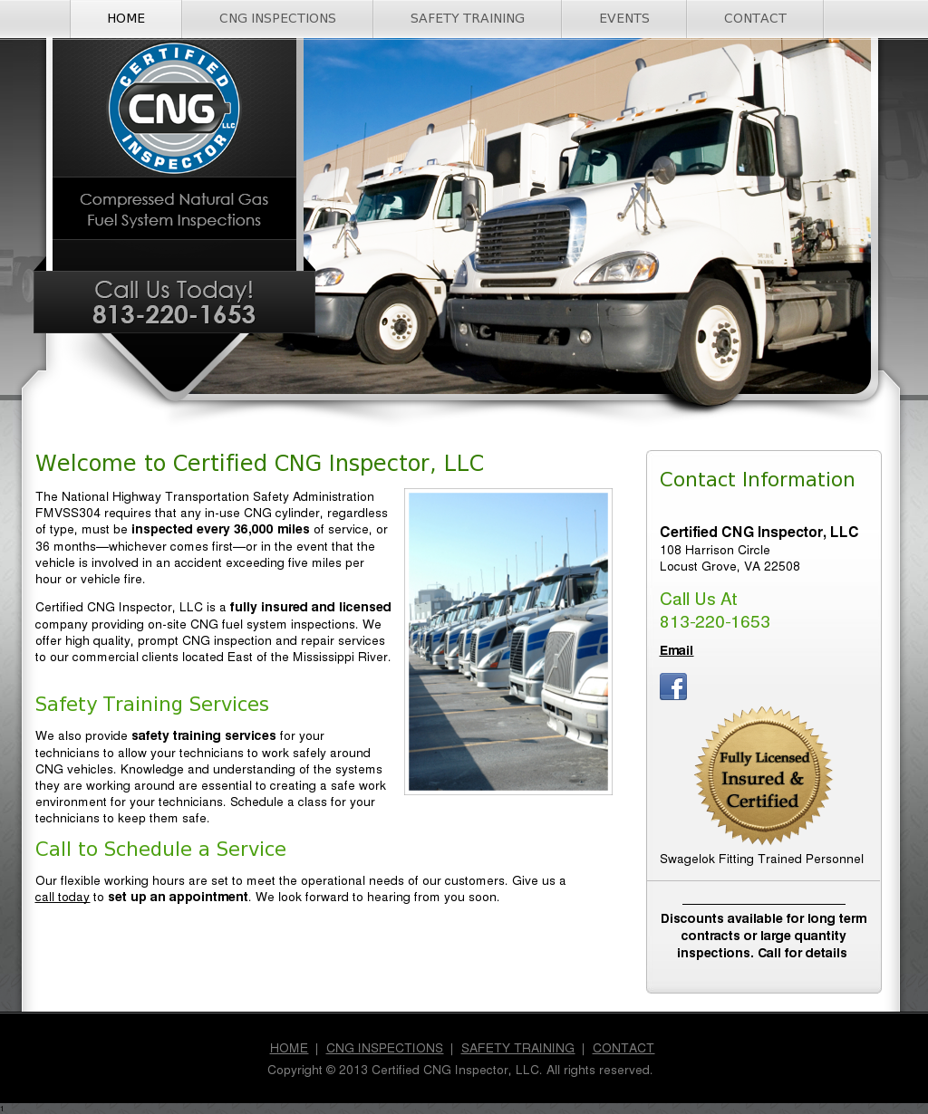 Certified Cng Inspector Competitors, Revenue and Employees - Owler