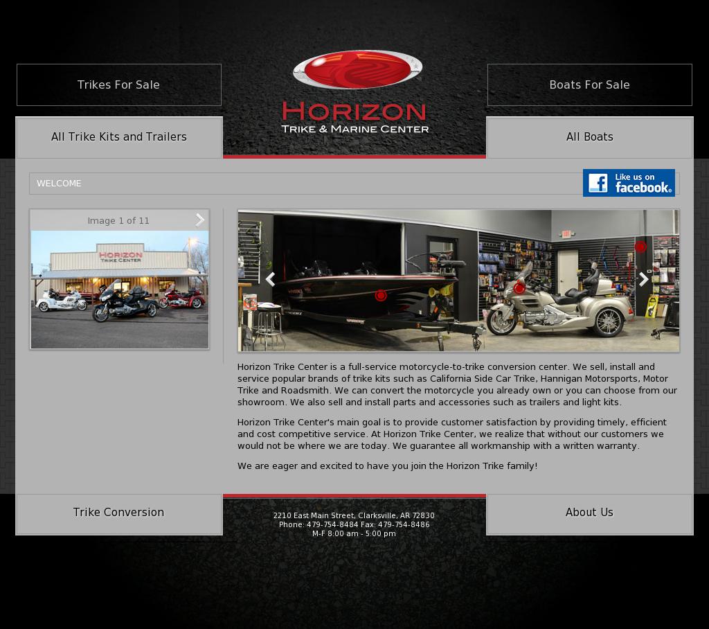 Horizon Trike Center Competitors, Revenue and Employees