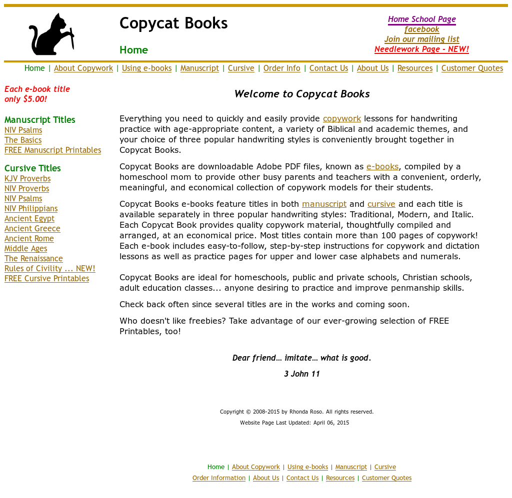 Copycat Books Competitors, Revenue and Employees - Owler