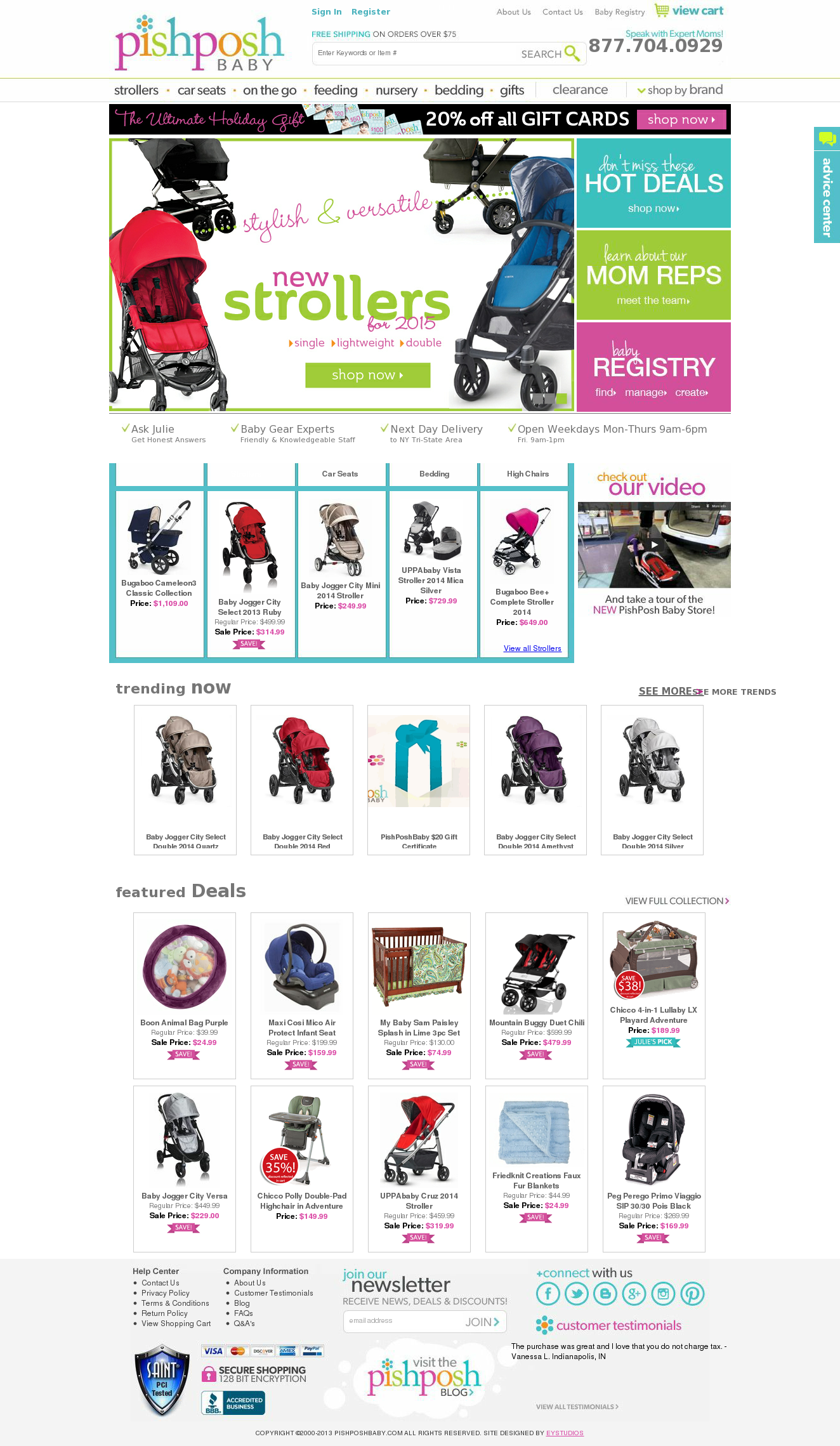 Discounts average $15 off with a Pishposh Baby promo code or coupon. 50 Pishposh Baby coupons now on RetailMeNot.