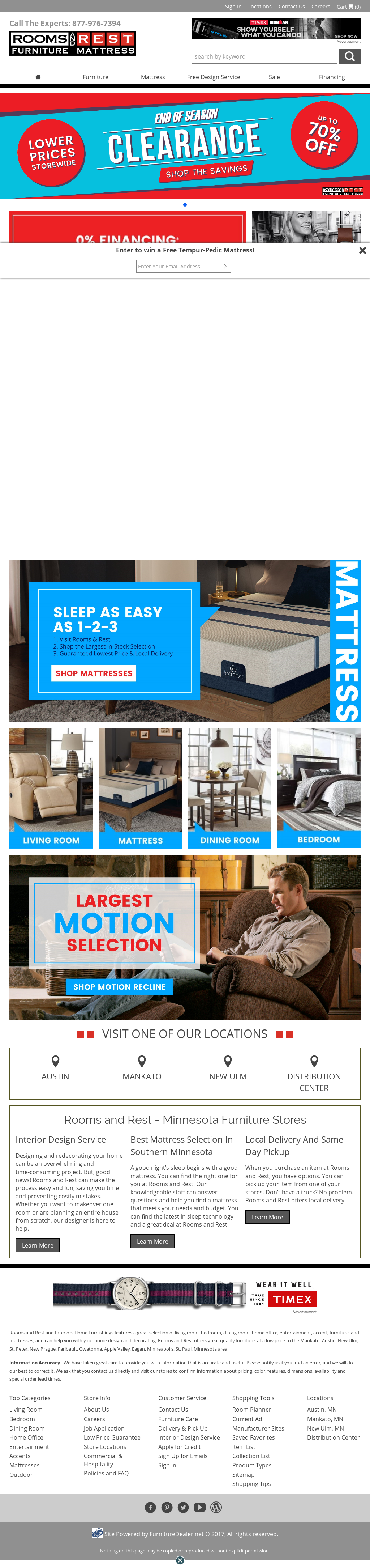 Rooms And Rest Furniture Competitors, Revenue and Employees - Owler ...