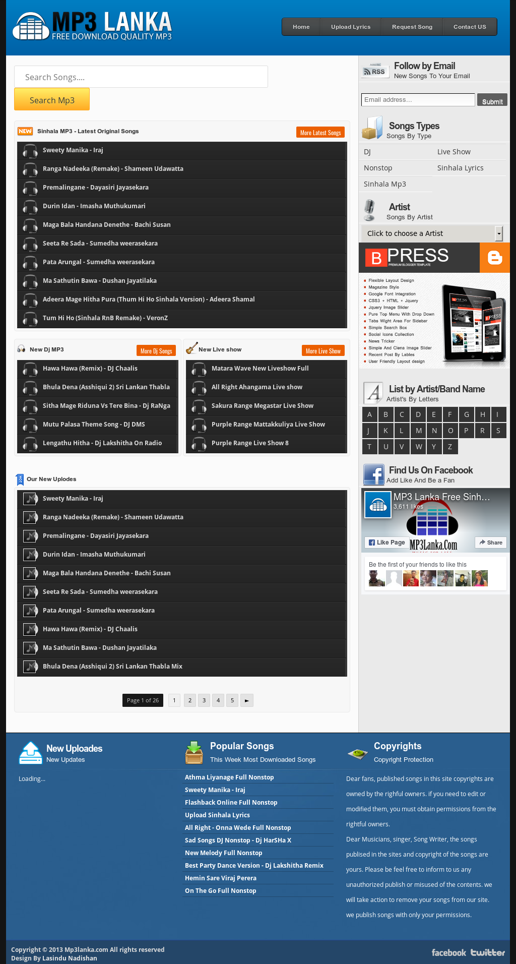 Mp3 Lanka Free Sinhala Songs With Sinhala Lyrics Competitors