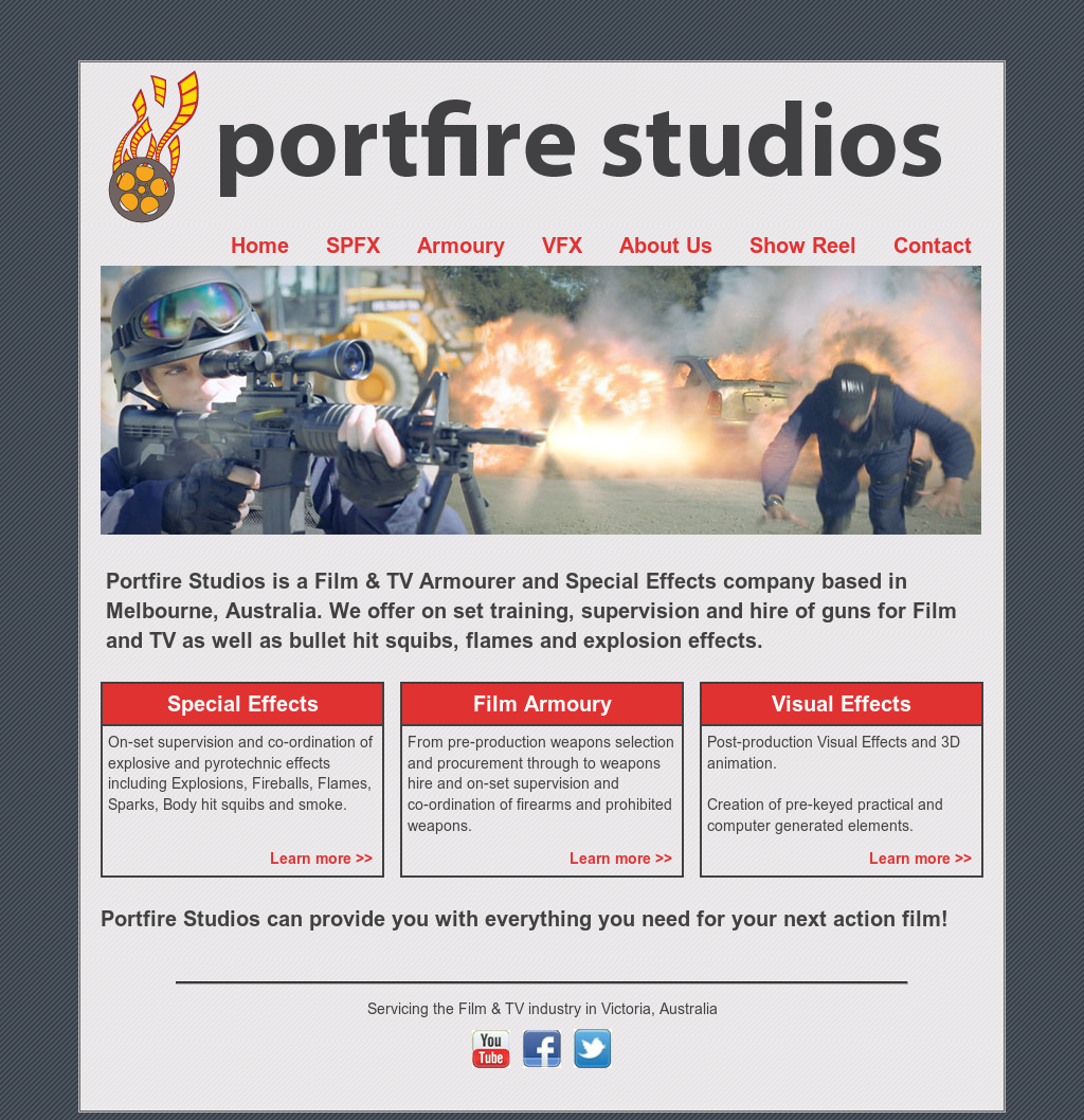 Portfire Studios Competitors, Revenue and Employees - Owler