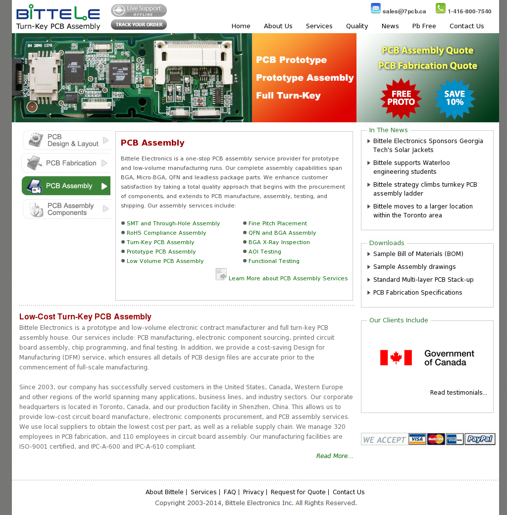 7Pcb Competitors, Revenue and Employees - Owler Company Profile