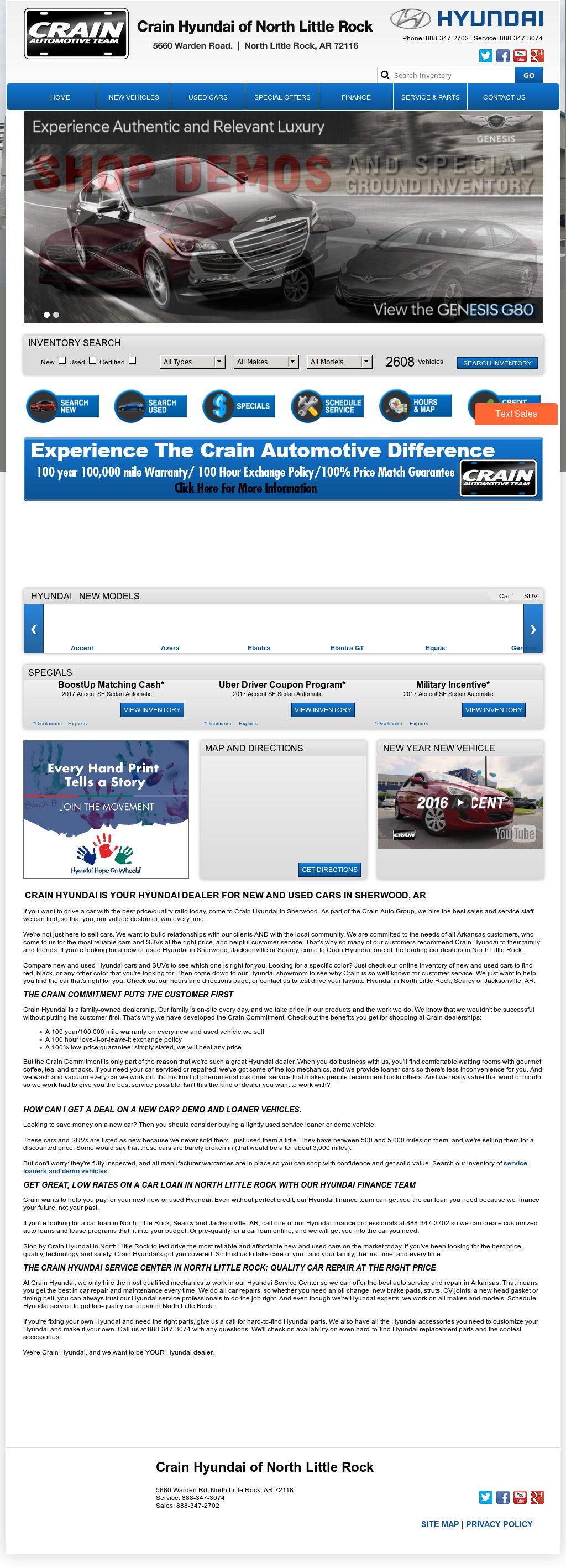 Crain Ford Little Rock >> Crain ford Little Rock   New Car Release Information