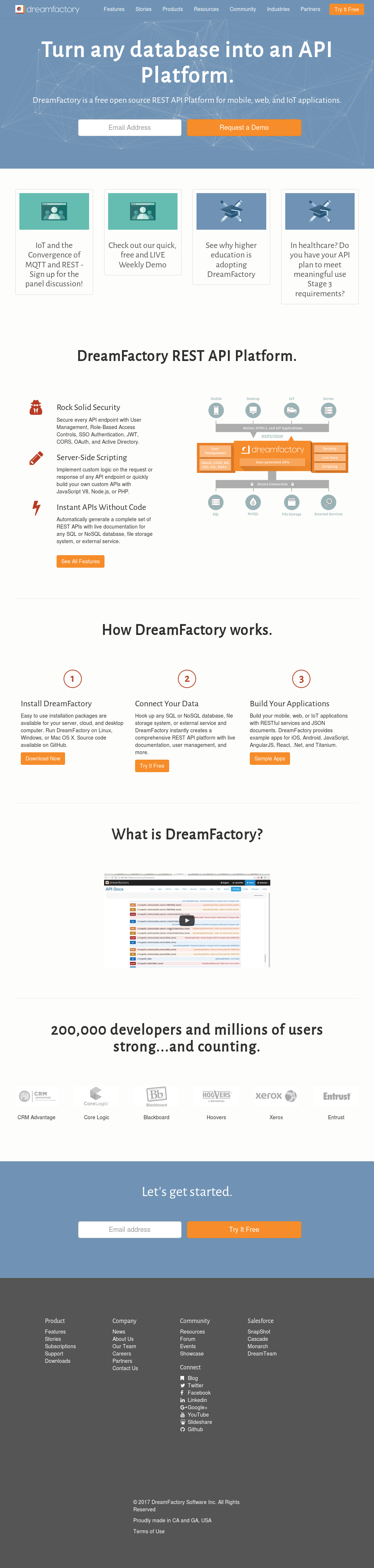Dream Factory's Latest News, Blogs, Press Releases & Videos