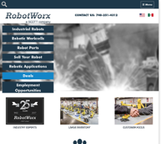 RobotWorx Competitors, Revenue and Employees - Owler Company